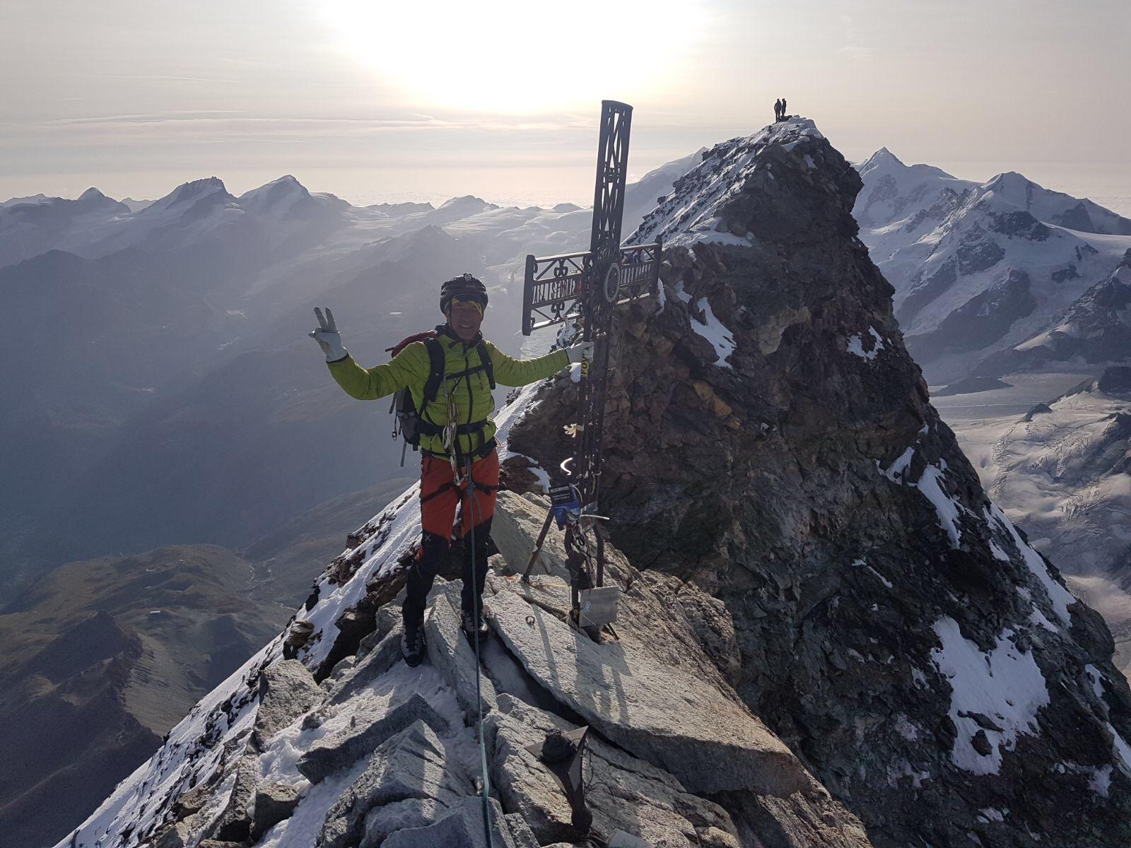 La Gran Becca – Cervino – Matterhorn
